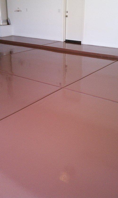 quality garage floors