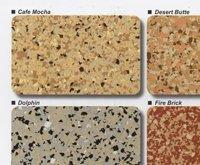 granitex color chips