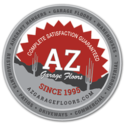 Epoxy Garage Flooring Arizona